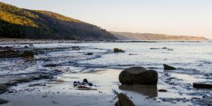 Blanket Bay on the Great Ocean Walk