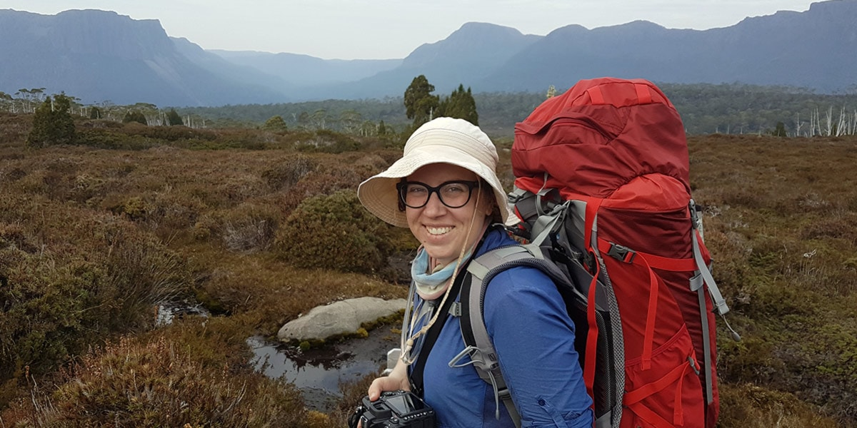Hiking the Overland Track with a DSLR Camera