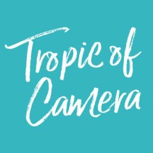 Tropic of Camera Icon