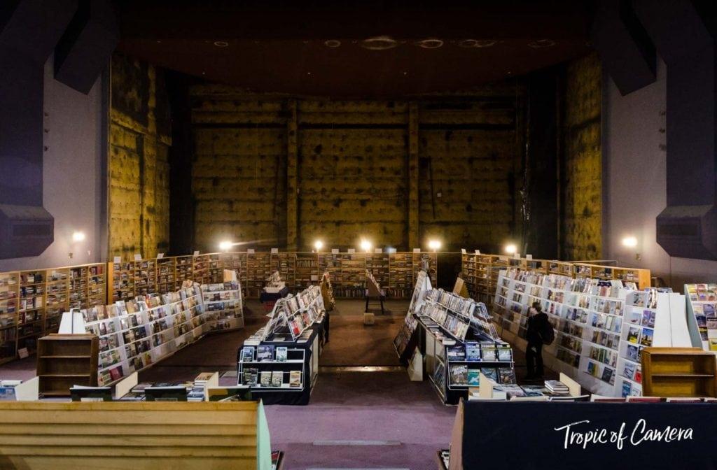Hylands Bookshop in Melbourne