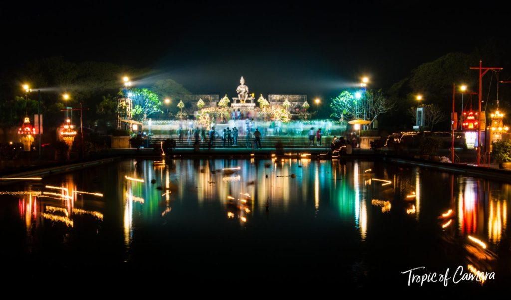 Loy Krathong Festival in Sukhothai, Thailand