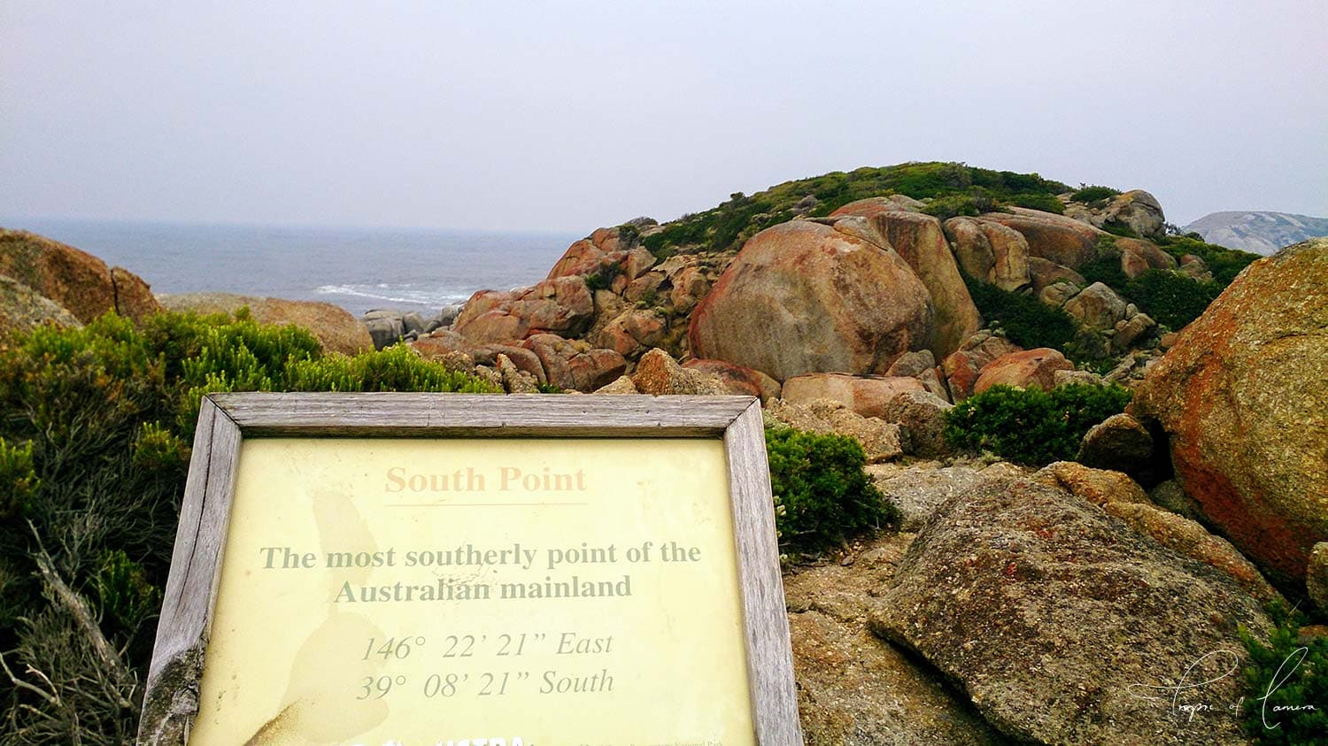 The southernmost point of the Australian mainland, Wilsons Promontory National Park