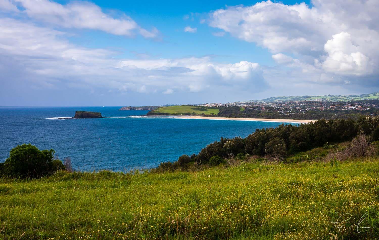 Kiama coastline, NSW