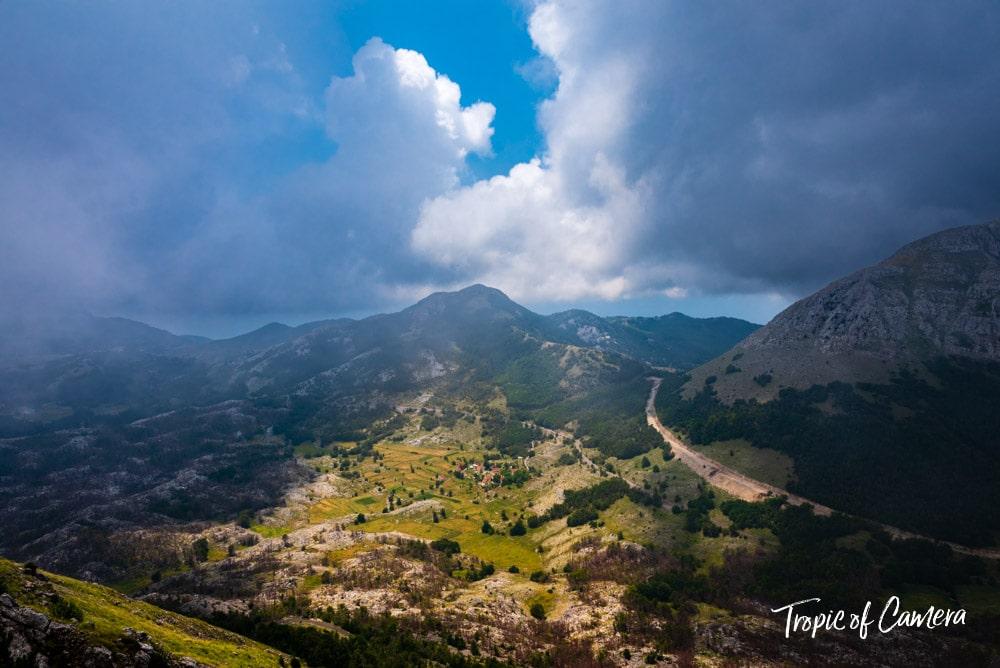 Lovćen National Park, Montenegro