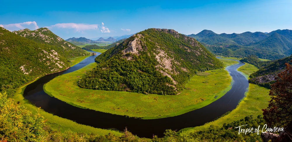 Lake Skadar National Park, Montenegro